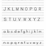 Pre K Writing Worksheets – With Free Printables Also Printable   Printable Handwriting Worksheets For Kindergarten