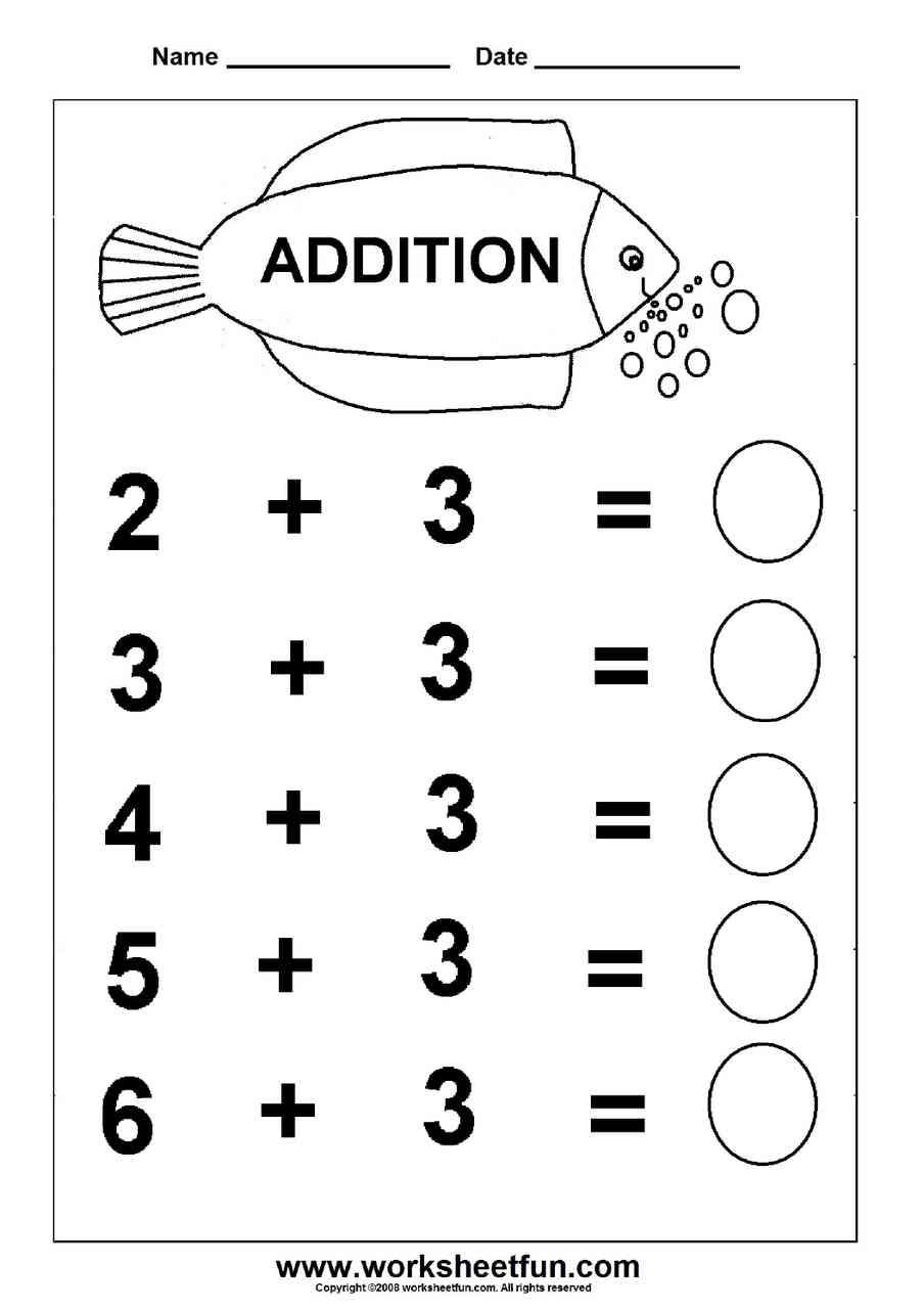 Pre Kindergarten Homework – With Preschool Practice Worksheets Also   Kindergarten Homework Printable Worksheets