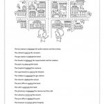 Prepositions Of Place Worksheet   Free Esl Printable Worksheets Made | Free Printable Worksheets For Prepositions