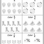 Preschool Maths Activities Printable – With Pre Kindergarten | Free Printable Fraction Worksheets For Kindergarten