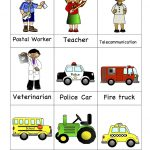 Preschool Printables: Community Helpers   So Many Free Printables On | Free Printable Community Helpers Worksheets For Kindergarten