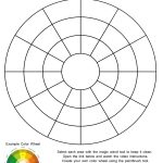 Printable Color Wheel Worksheet | Presidencycollegekolkata | Printable Color Wheel Worksheet