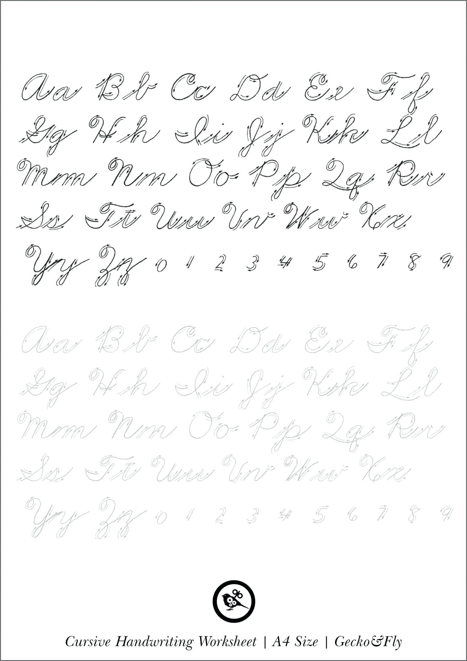 Printable Cursive Handwriting Cursive Click Here To Download Your   Printable Cursive Handwriting Worksheet Generator