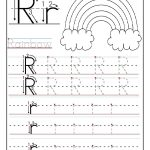 Printable Letter R Tracing Worksheets For Preschool | Teacher   Free | Free Printable Worksheets For Preschool Teachers