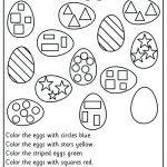 Printable Preschool Easter Worksheets – Hd Easter Images | Free Printable Easter Worksheets For Preschoolers