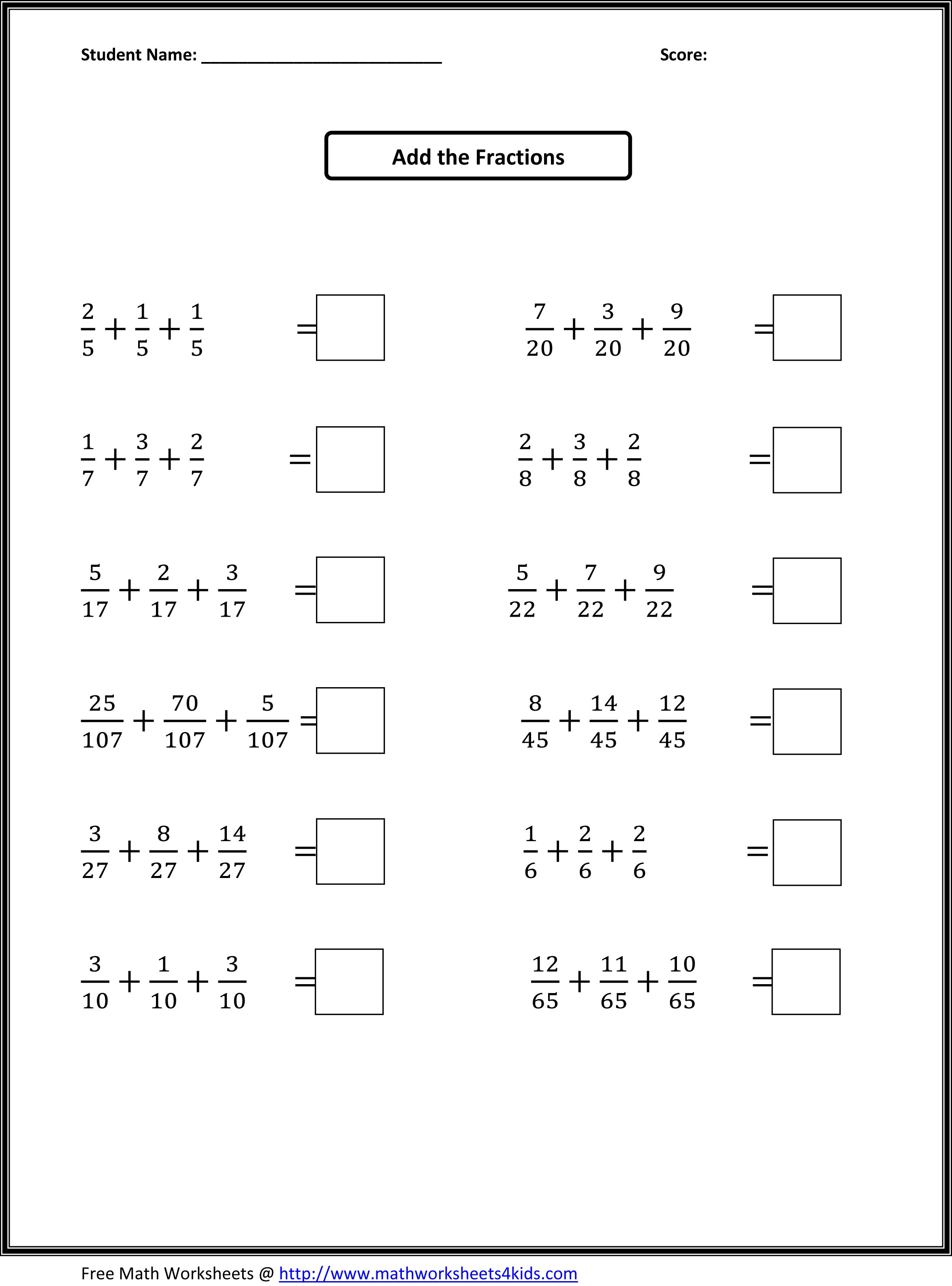 Printable Worksheetsgrade Level Andskill. | Teaching Ideas | Printable Maths Worksheets Ks2
