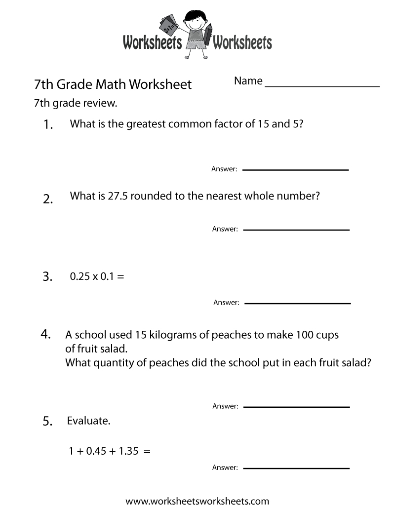 Printables. 7Th Grade Language Arts Worksheets Printable - Free | 7Th Grade Printable Worksheets