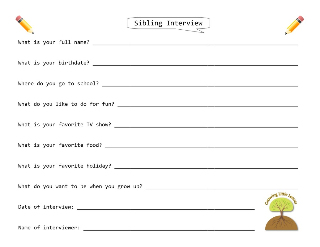 Printables - Growing Little Leaves: Genealogy For Children | Free Printable Genealogy Worksheets