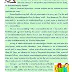 Problems Of Teenagers Worksheet   Free Esl Printable Worksheets Made   Printable Worksheets For Teens