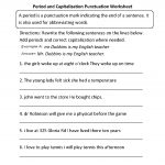 Punctuation Worksheets | Ending Punctuation Worksheets | Free Printable Punctuation Worksheets For Grade 2