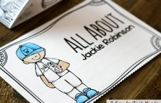 Free Printable Worksheets On Jackie Robinson