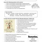 Roles In The Family: Idioms And Conversation Worksheet   Free Esl | Free Printable English Conversation Worksheets