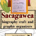 Sacagawea Craft Activity | 1St Grade Activities | Biography Project | Sacagawea Printable Worksheets