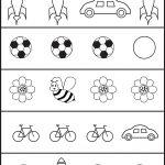Same Or Different Worksheets For Toddler   Printables For Head Start   Printable Worksheets For Head Start