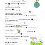 Save The Earth Worksheet   Free Esl Printable Worksheets Made | Earth Printable Worksheets