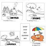 Seasons Worksheet   Free Esl Printable Worksheets Madeteachers | Free Printable Seasons Worksheets