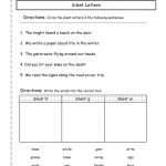Second Grade Phonics Worksheets And Flashcards   Free Printable | Free Printable Phonics Worksheets For Second Grade