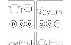 Short A Printable Worksheets