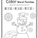 Snowman Math And Reading Activities   Winter Worksheets | Snowman Worksheet Printables
