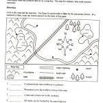 Social Studies Skills | Map Lesson | Social Studies Worksheets | Grade 3 Social Studies Worksheets Printable