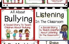 Socials Stories | Md: Free And Paid School Worksheets | Teaching | Free Printable Social Stories Worksheets