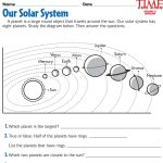 Space Printables   Time For Kids   {Third Grade}   Space Printables   Free Printable Space Worksheets