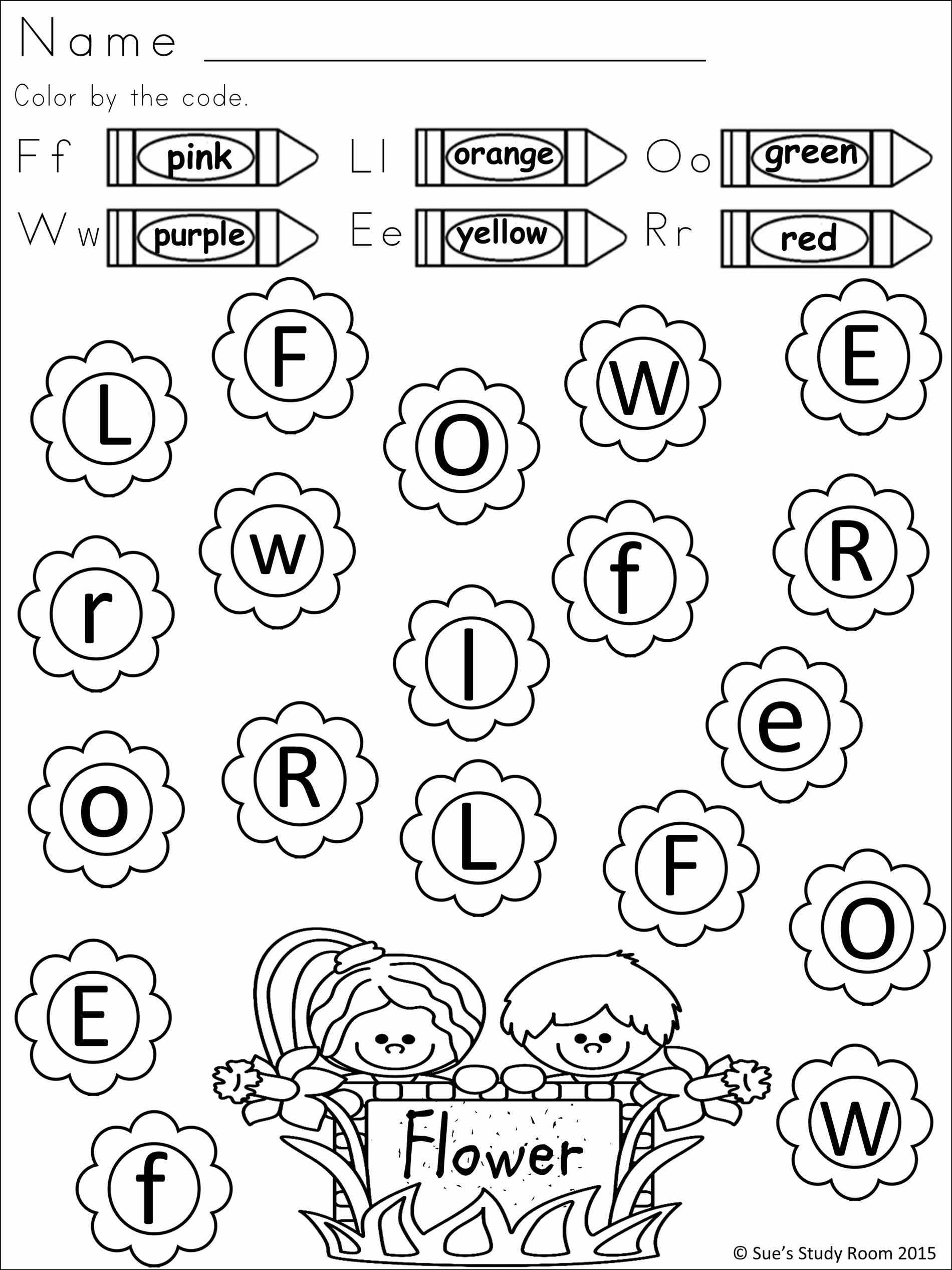Spring Activity Sheets | Spring Printable Worksheets For Preschoolers