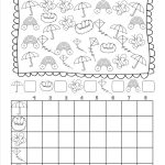 Spring Count And Graph   Free   Teaching Heart Blog Teaching Heart Blog | Free Printable Spring Worksheets For Elementary