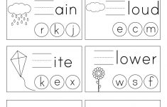 Free Printable Spring Worksheets For Elementary