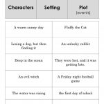 Story Element Set Worksheet   Free Esl Printable Worksheets Made   Free Printable Story Elements Worksheets
