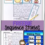 Story Retell And Sequence Writing   Elementary Writing Tips And   Free Printable Sequencing Worksheets 2Nd Grade