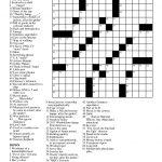 Summer Crossword Puzzle Worksheet   Free Esl Printable Worksheets | Free Printable Crossword Puzzle Worksheets