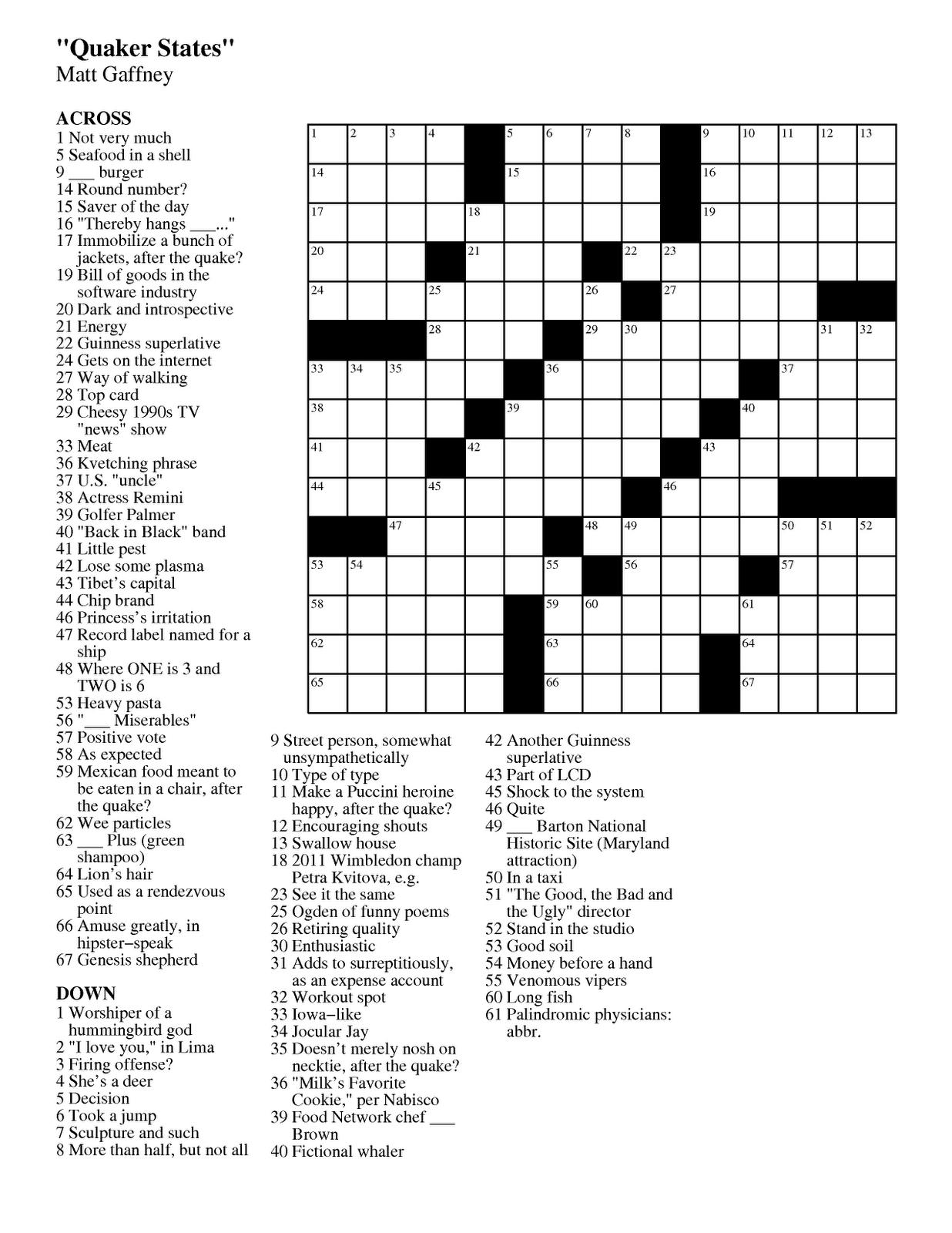 Summer Crossword Puzzle Worksheet - Free Esl Printable Worksheets | Free Printable Crossword Puzzle Worksheets