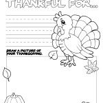 Thanksgiving Coloring Book Free Printable For The Kids!   Free | Free Printable Preschool Thanksgiving Worksheets