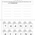 Thanksgiving Printouts And Worksheets   Free Printable Thanksgiving | Free Printable Thanksgiving Math Worksheets For 3Rd Grade
