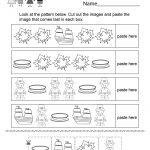 Thanksgiving Worksheet   Free Kindergarten Holiday Worksheet For Kids | Free Printable Preschool Thanksgiving Worksheets