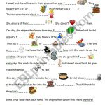 The Hansel And Gretel Story With Pictures   Esl Worksheetevaggelia23 | Hansel And Gretel Printable Worksheets