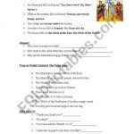 The Wizard Of Oz   Esl Worksheetnatigarbi | The Wizard Of Oz Printable Worksheets