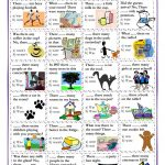 There Was   There Were Worksheet   Free Esl Printable Worksheets | There Was There Were Printable Worksheets