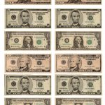This Would Be Great To Print Out For Teaching Money Math | Teaching | Printable Paper Money Worksheets