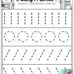 Tracing Practice! Tons Of Printable For Pre K, Kindergarten, 1St | Printable Tracing Worksheets