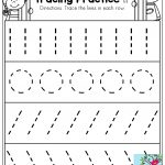 Tracing Practice! Tons Of Printable For Pre K, Kindergarten, 1St | Tracing Lines Worksheets Printable