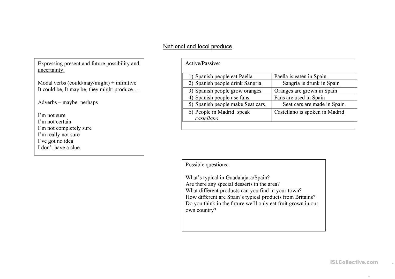 Trinity Gese Grade 7 Revision Worksheet - Free Esl Printable   Grade 7 English Worksheets Printable