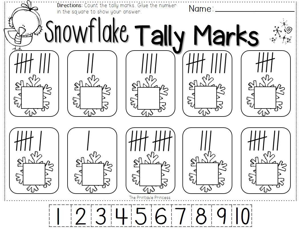 Winter Activities For Kindergarten Free | 1St Grade Math | The Printable Princess Worksheets