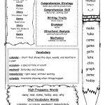 Wonders First Grade Unit Three Week One Printouts   Free Printable | Free Printable First Grade Worksheets