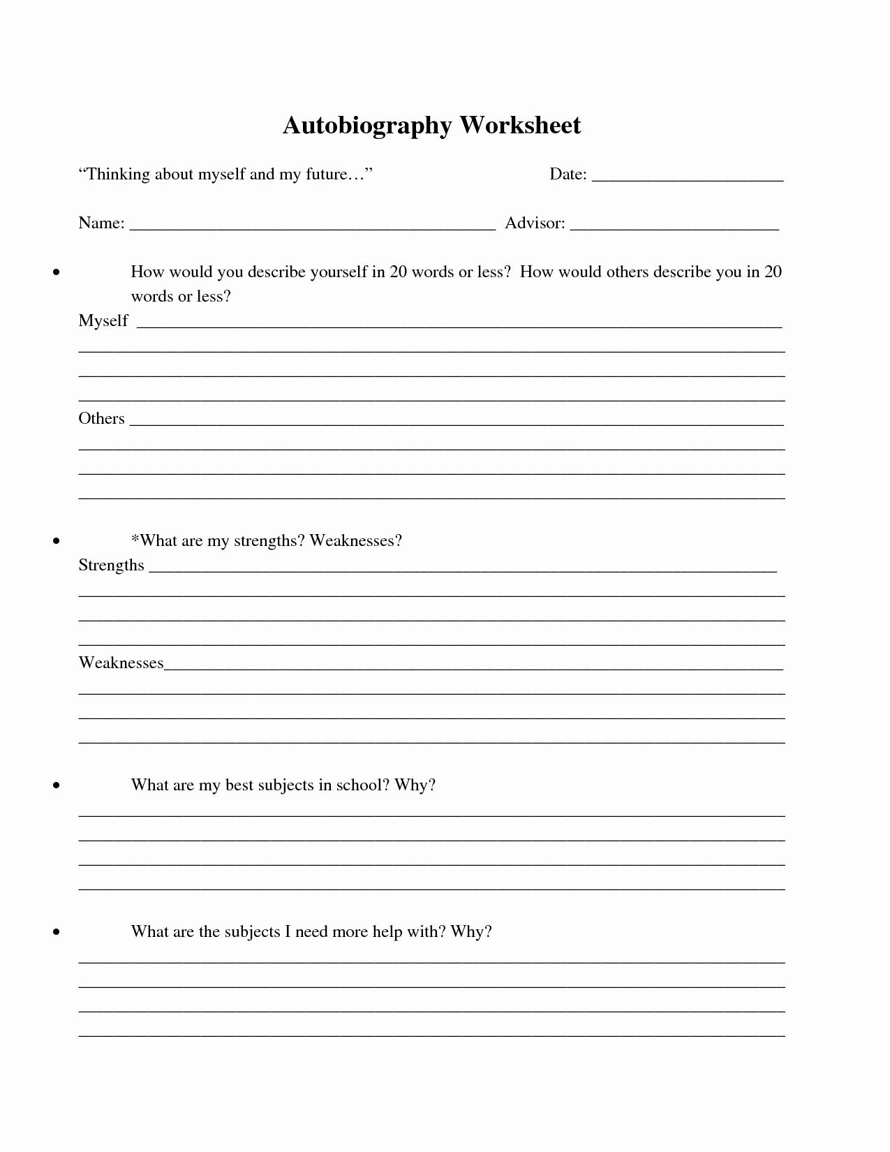 Worksheet : Bio Poem Examples For Kids New Best S Of Printable | Printable Biography Worksheets