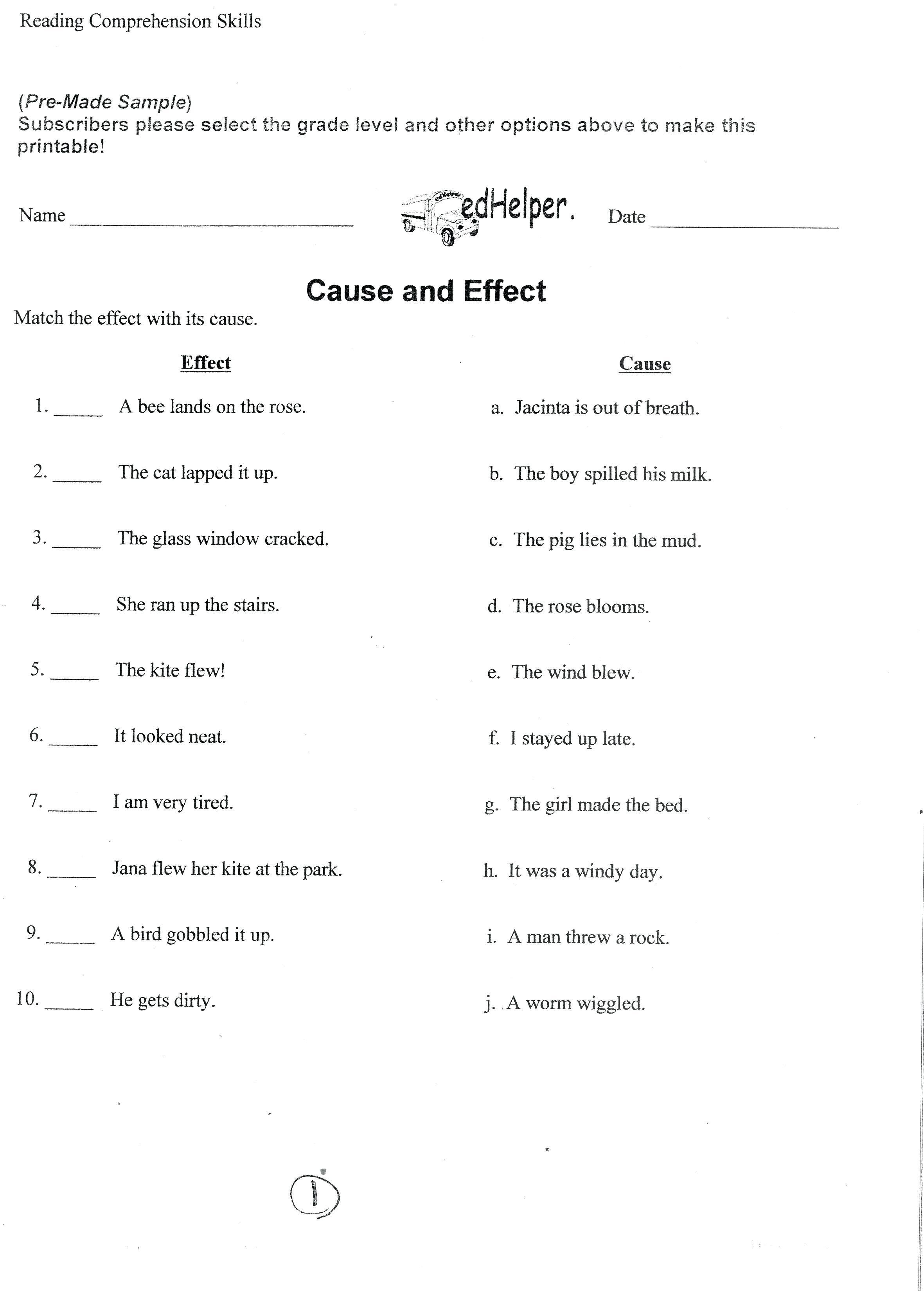 Worksheet : Fact Family Worksheets 10Th Grade Reading Comprehension   10Th Grade Language Arts Printable Worksheets