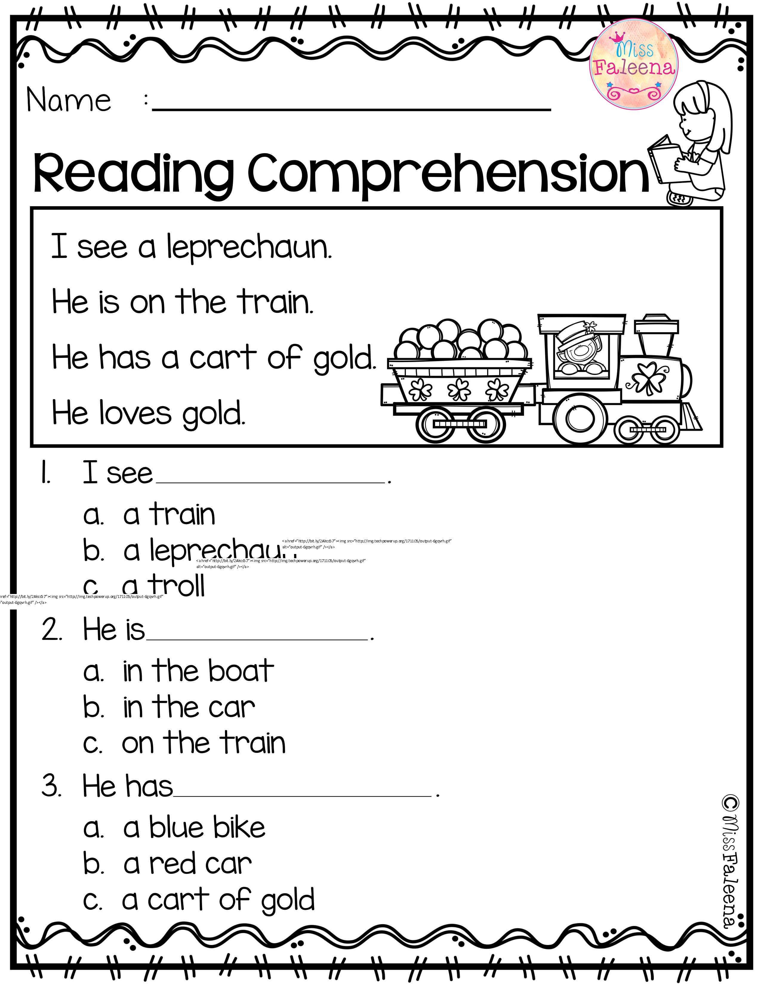 Worksheet : Kindergarten Literacy Worksheets Image Printable | Kindergarten Reading Printable Worksheets