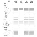 Worksheets. Budget Worksheet Dave Ramsey. Laurenpsyk Free | Free Printable Dave Ramsey Worksheets