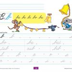 Writing With Phonics 1 Cursive | Creative Entertainment | Phonics | Abeka Printable Worksheets